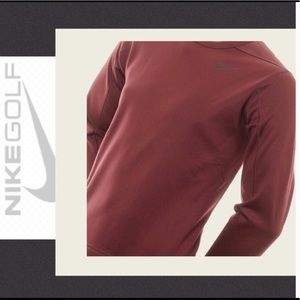 NEW NIKE Golf Therma Repel men's top size S